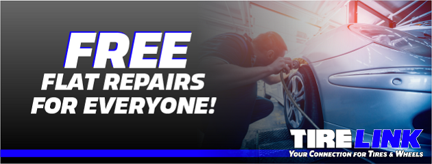 Free Flat Repairs for Everyone!