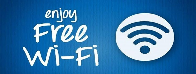 FREE WIFI While You Wait!